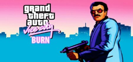Grand Theft Auto Vice City Burn PC Game Free Download